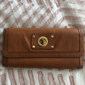 Marc by Marc Jacobs Wallet Light Brown
